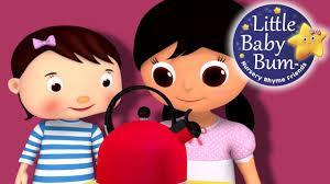 Polly Put The Kettle On   Nursery Rhymes   Original Version By  LittleBabyBum! - YouTube