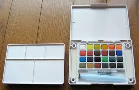 <b>Sakura</b> Koi Watercolour Field Sketch Set