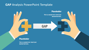 gap analysis template gap analysis powerpoint template