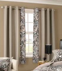 most favorite bedroom curtains and ds inspiring bedroom design with cream and black white motif