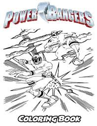 Check your email for your downloadable coloring sheet. Power Rangers Coloring Book Coloring Book For Kids And Adults Activity Book With Fun Easy And Relaxing Coloring Pages By Alexa Ivazewa Paperback Barnes Noble