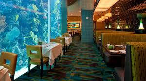 Las Vegas Fine Dining Seafood Restaurant Chart House
