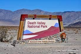 Mit dem Auto durch das Death Valley