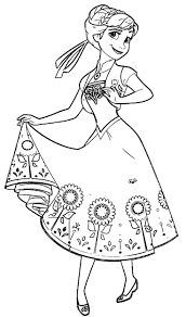 Disney Frozen Coloring Pages Free Large Images Entertainment And