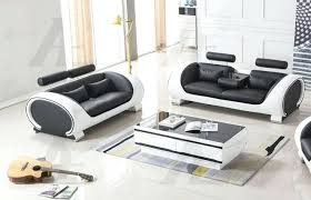 white faux leather sofa modern black and white faux leather sofa eagle bk w white faux white faux leather