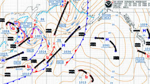 Petition Seeks To Reverse Noaa Weather Chart Alterations