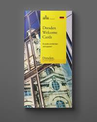 brochure brochure travel brochures landeshauptstadt dresden