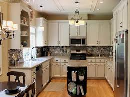 Kitchen Makeovers For Small Kitchens | Small Galley Kitchen Makeover With  Regular Design Ideas