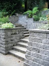 roman cypress retaining wall materials pavers cost walls