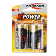 <b>Батарейка D Ansmann</b> X-Power LR20 BL2 09463 | Планета ...