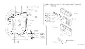 2003 350z Wire Diagram 350Z Drawing