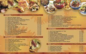 Make A Menu For A Restaurant Ideas To Make A Restaurant Menu Design And Restaurant Menus