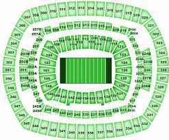 Giants Stadium Football Seating Chart New York Jets Seating Chart Jetsseatingchart Com