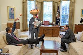 oval office paintings. Barack Obama Playing Oval Office Games Paintings C