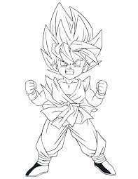 Dragon Ball Z Kai Coloring Pages Dragon Ball Z Color Pages Dragon