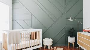 10 Showstopper Baby Nursery Accent Wall ...