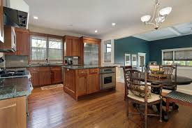 43 kitchens with extensive dark wood throughout intended for hardwood flooring idea 13