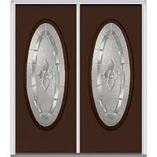 painted double front door. MMI Door 64 In. X 80 Master Nouveau Right-Hand Large Oval Painted Double Front E