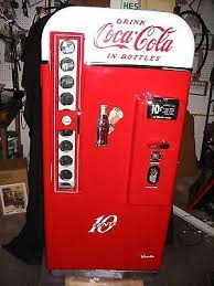 Coke Vending Machine Models Mesmerizing VENDO MODEL 48 Coke Vending Machine 48494848 PicClick