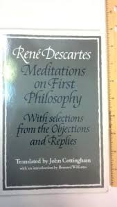 descartes meditations on first philosophy  9780521338578 rene descartes meditations on first philosophy selections from the objections and
