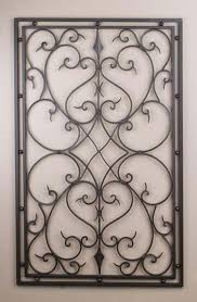 wrought iron wall art black with ideas 5 skintoday with regard to wrought iron wall decor