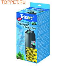 Tetra Внутренний <b>фильтр Tetratec EasyCrystal 300</b> Filter Box для ...