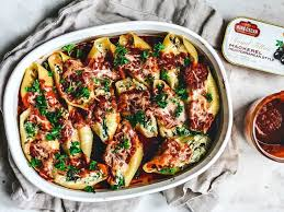 10 Best Seafood Stuffed Pasta Shells ...