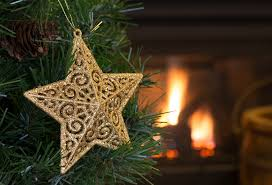 fireplace safety during the holidays