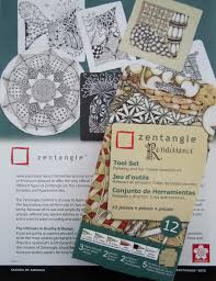 Official Zentangle Patterns Custom Inspiration Ideas