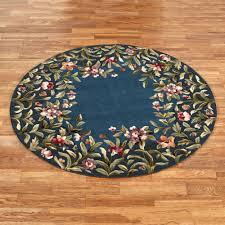 Small Round Bathroom Rugs
