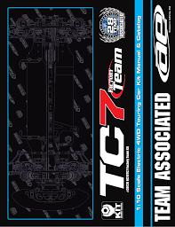 Race Car Chassis Design And Construction Powerpro Tc7 Manual Tq Rc Racing Manualzz Com