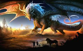 dragon wallpaper hd