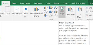 Excel Map Chart Add In Hodentekmsss Using A Map In Ms Excel Is Very Easy