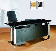 brilliant glass office furniture online reality with regard to glass office table brilliant glass office table desk bq b baiqiao china manufacturer within black glass office desk
