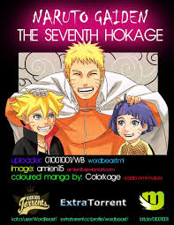 Small Picture Naruto Gaiden The Seventh Hokage 71 Read Naruto Gaiden The