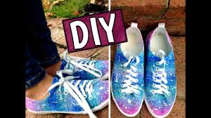 diy galaxy shoes with sharpies diy galaxy shoes