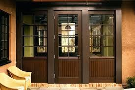 single front doors with glass door with glass window wood single sash door with sidelights front