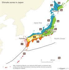 Japan Climate Chart The Japanese Climate Nippon Com