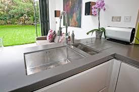 grey kitchen worktops silestone vs granite
