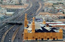 saudi solution to traffic jams no foreign drivers treehugger riyadh saudi arabia cars way photo