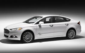 2013 Ford Fusion Energi PHEV Electric Range Rated at 21 Miles, 620 ...