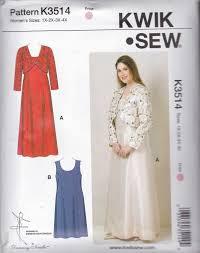 Plus Size Sewing Patterns Kwik Sew