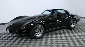 Corvette 1978 chevy corvette : 1978 CHEVROLET CORVETTE BLACK - YouTube