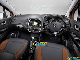 2018 renault duster interiors. contemporary duster greasepress exclusive 2018 renault capturu0027s interiors for renault duster w