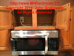 microwave oven installation. Perfect Oven The Completed Ductless Installation If Air Ducts Were Connected The Work  Would Be A Inside Microwave Oven Installation B