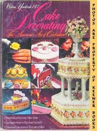 Wilton Yearbook 1977 Cake Decorating The American Art Of