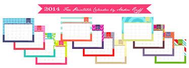 Customizable Calendar 2015 Free Printable Calendar 2014 By Anders Ruff Custom Designs