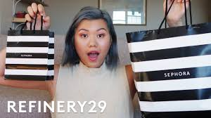 I Tried $275 Of <b>Sephora Collection's</b> Makeup | <b>Refinery29</b> - YouTube
