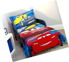 Toys R Us Cars Toddler Bed Set Bedding Twin Boy Size Sets Full ...