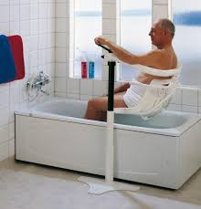 shower chair system